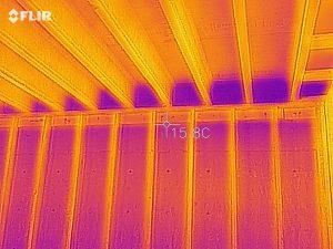 energy efficiency thermal bridge leakage air